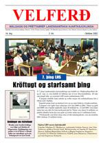Velferð - Október 2002