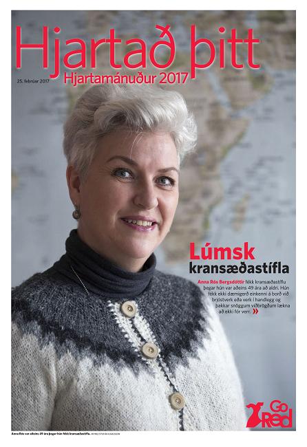 Hjartamánuður 2017 - GoRed