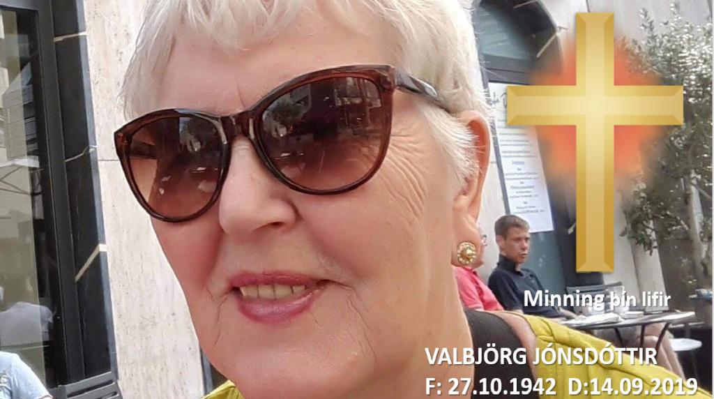 Valbjörg Jónsdóttir