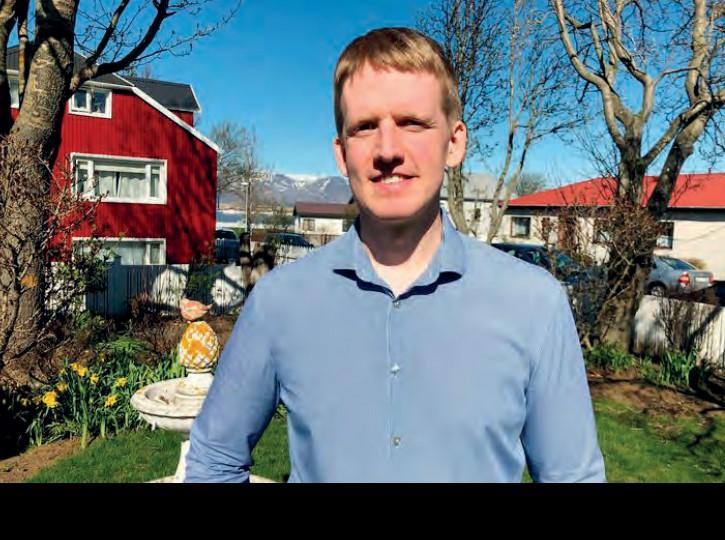Jón Magnús Jóhannesson, sérnámslæknir