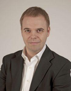 Björn Bjarki Þorsteinsson framkvæmdastjóri Brákarhlíðar