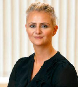 María Fjóla Harðardóttir forstjóri Hrafnistu