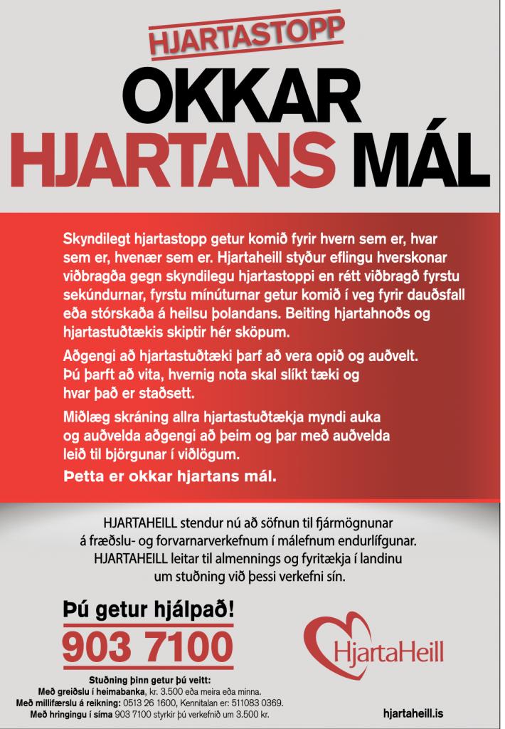 Hjartaheill